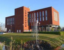 Asdonck-Center in Beuningen met kantoor van Advice Financieel Management