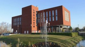 kantoor van Advice Financieel Management Beuningen in het Asdonck-Center in Beuningen