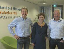 Medewerkers en eigenaars van Advice Financieel Management Roland Visser Sacha Visser Jos Kersten