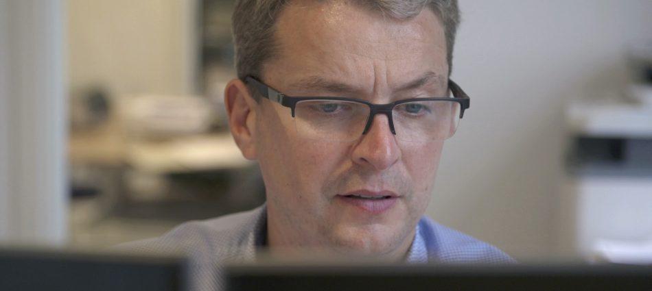 Accountant Roland Visser doet ZZP boekhouding en administratie