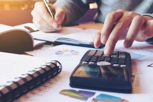 boekhouding, controleren van de berekeningen en het cijferwerk